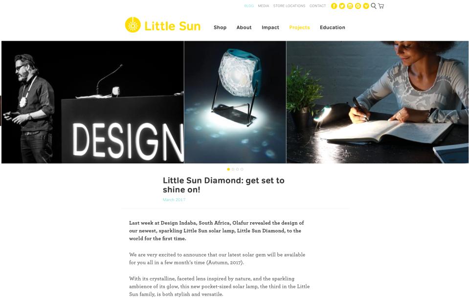 Little Sun 2